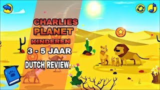 Kinderspel Charlies planet Android, iphone en ipad (2018) dutch review Nederlandsgesproken
