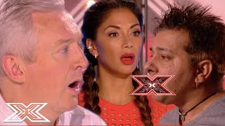 HILARIOUS Auditions That Left The Judges GOBSMACKED | X Factor Global