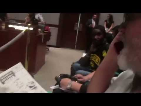 Racist Cartoon Discussed Live On Radio Show Long Beach, CA City Council Mtg