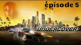Need For Speed -Undercover-épisode 5- Let