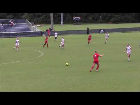 Belmont Abbey College Women's Soccer 8-30-19
