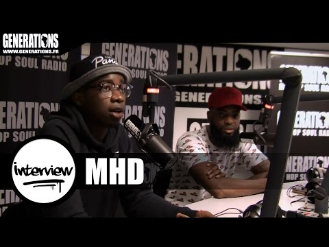 Youtube: MHD:«On Peut Viser Le Disque d'Or!!!»