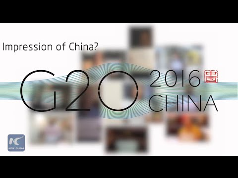 VOX POP worldwide: Hello China, Hello G20