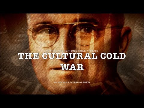 Alan Watt - The CIA and the Cultural Cold War