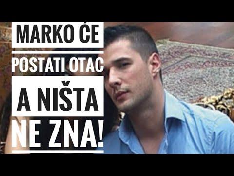 SKANDAL! DEVOJKA Marka Miljkovića U OSMOM MESECU TRUDNOĆE! OGLASILA SE MARKOVA MAJKA!