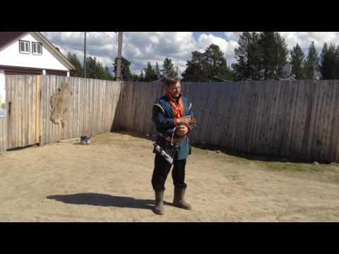 Саамская деревня видео visitmurmansk.info лето