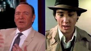 Скачать Kevin Spacey Auditioned To Be A Tiger Beat Teenage Idol In 1979