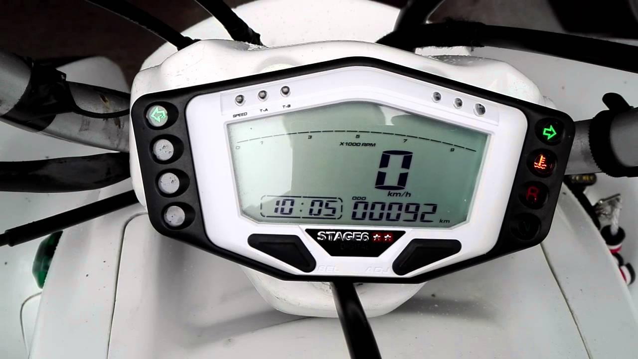 Suzuki  Odometer