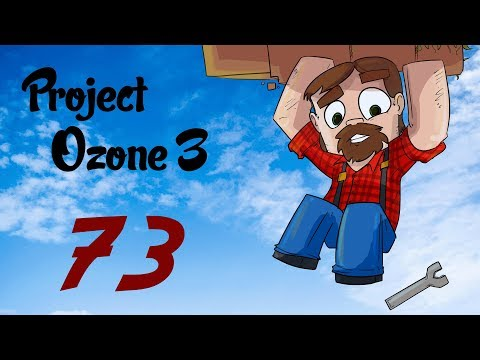 Modded 1 12 Minecraft! Project Ozone 3: Episode 73: Starting