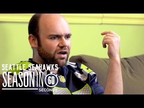 Seattle Seahawks Fans | Season in 60 Seconds