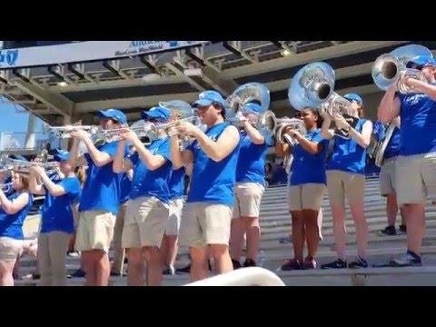 "2016 University of Kentucky Wildcat Marching Band ""On, On U of K"""