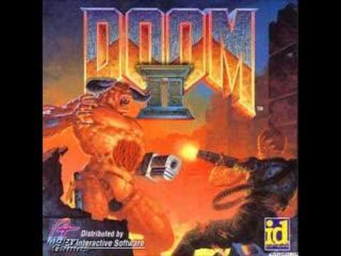 Doom 2 music level 7 dead simple