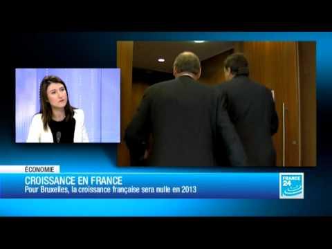 FRANCE 24 JT de l'éco - 21/02/2013 JT DE L'ÉCO