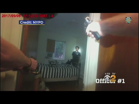 NYPD Body Cam Records Deadly Shooting