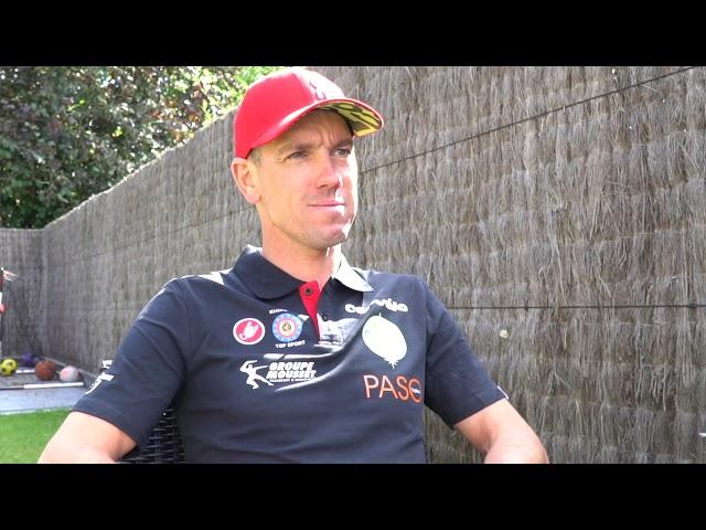 Frederik Van Lierde trekt op recordjacht naar Nice