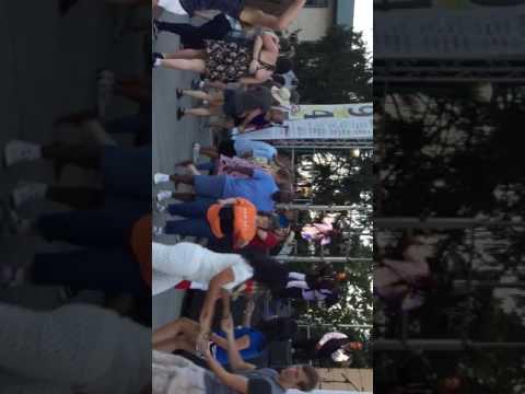 Intensity Show Band @ The Apple Festival  Hendersonville, NC