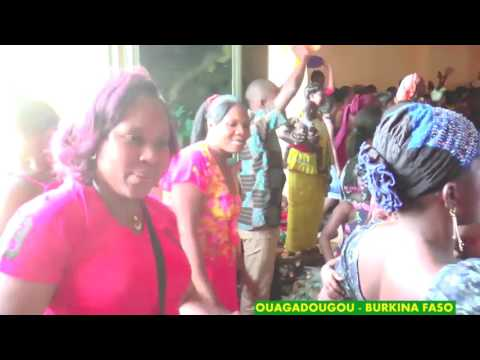 Enseignement sur la richesse que seul Dieu peut donner (Burkina Faso-Ouagadougou)
