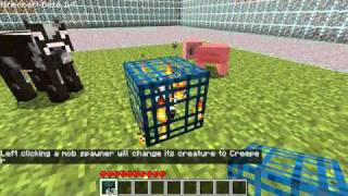 Single Player  Commands - Mob Spawner Plugin
