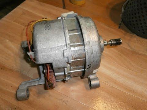 Электродвигатель коллекторный схема подключения фото 941