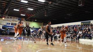 Texas Men's Basketball vs. Melbourne United Highlights