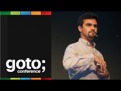 GOTO 2016 • The Return of Stream I/O • Andre 'Staltz' Medeiros