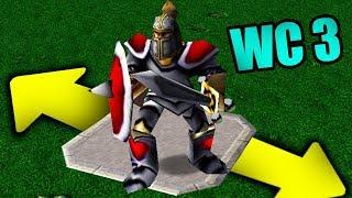 Война на два фронта в risk Warcraft 3