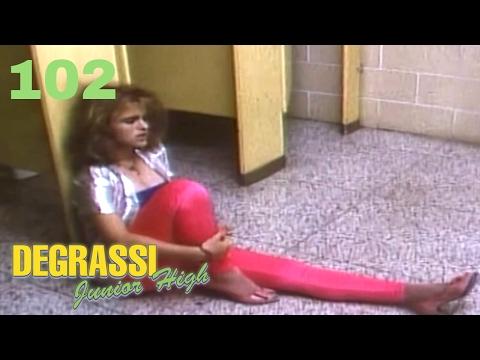 Degrassi Junior High 102 - The Big Dance | HD | Full Episode