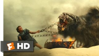 Wrath Of The Titans - Chimera Chaos Scene (2/10) | Movieclips