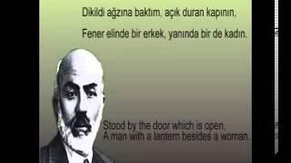 Mehmet Akif Ersoy - Safahat - Meyhane