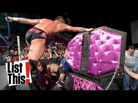 5 Superstars who beat The Undertaker in a Casket Match: WWE List This! thumbnail