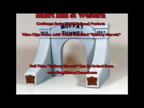 Building The Moffat Tunnel