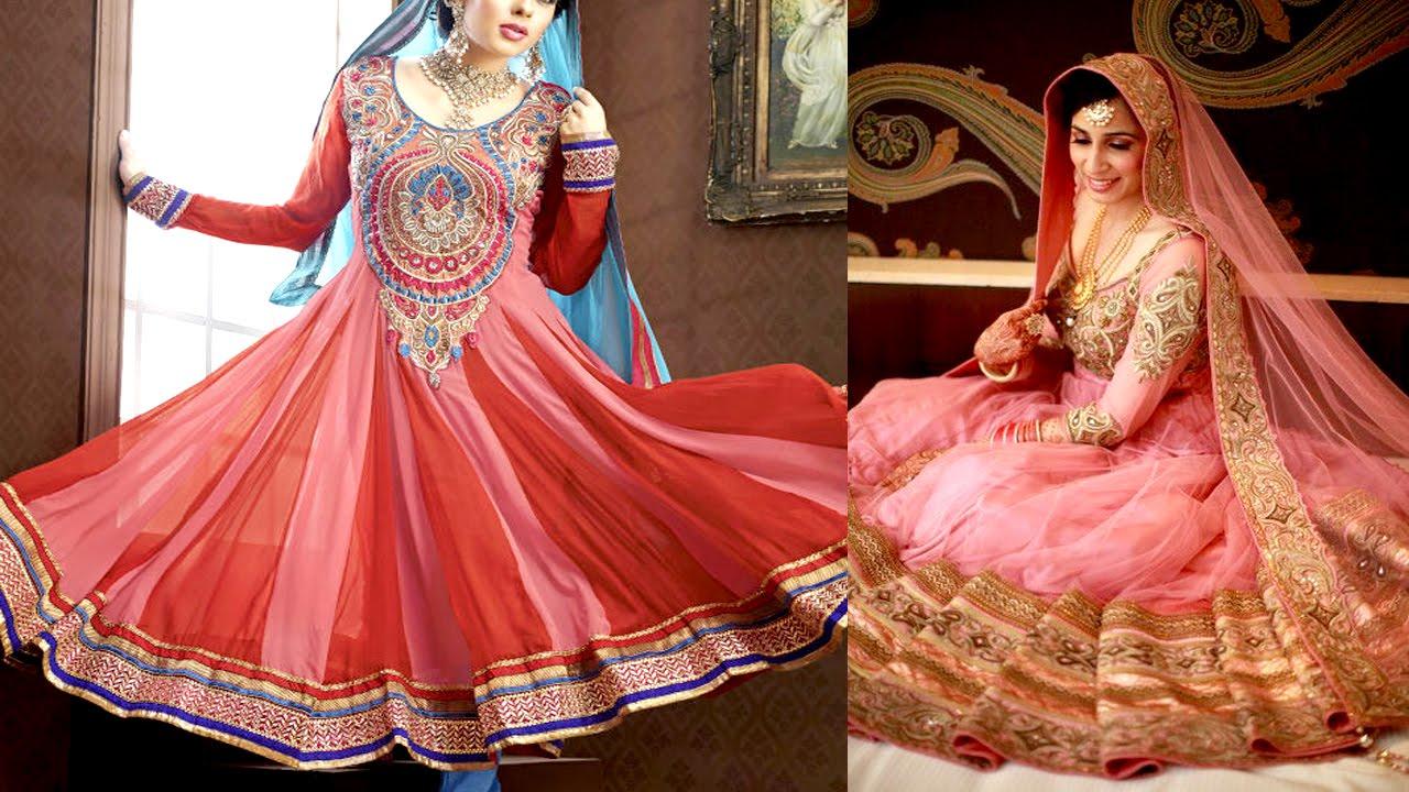 2b928955f  ملابس هندية انيقة ( الساري الهندي ) موضه هندية 2016 - YouTube