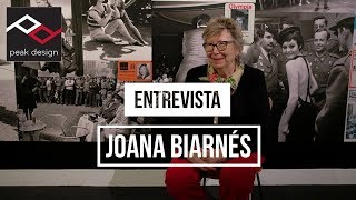 Entrevista: Joana Biarnés, la primera fotoperiodista de España