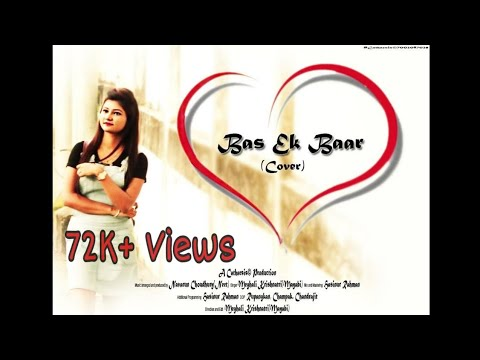 Bas Ek Baar Revisited Edition  Female Cover By Meghali Krishnatri(Mayabi)