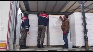 Jandarma Kaçakçılık Video/www.kesanhalkinsesi.com