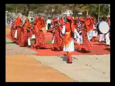 ST  LOUIS HIGH SCHOOL, HARMU, RANCHI,JHARKHAND  Annual Day 21st January 2007 Part 1 of 3