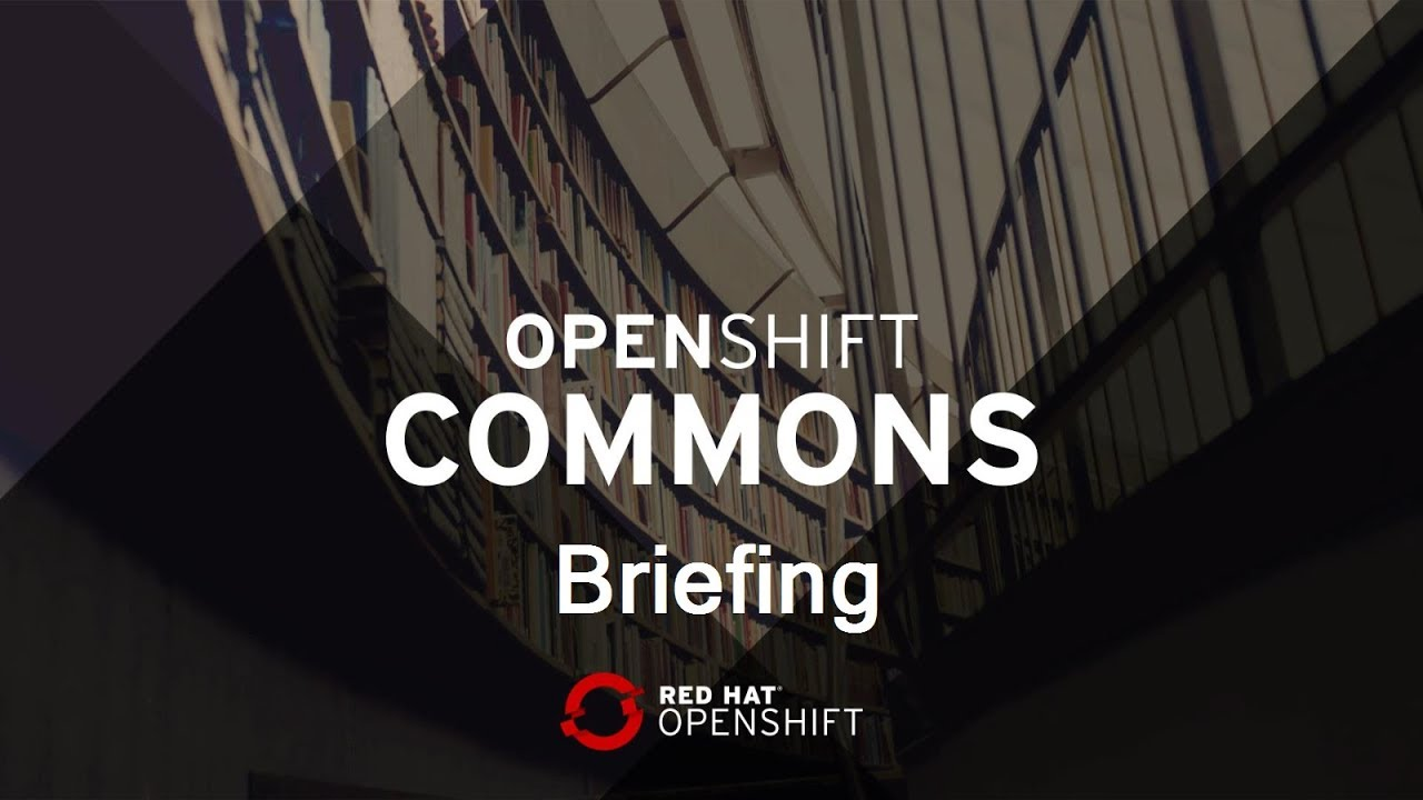 OpenShift Commons Briefing #120: CyberArk Conjur Secrets Management on  OpenShift