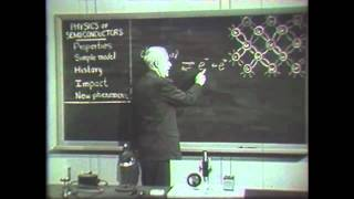 AT&T Archives: Dr. Walter Brattain on Semiconductor Physics (Bonus Edition)