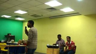 Pettai rap tamil song performance