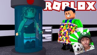 FERNANFLOO ES LA BESTIA en FLEE THE FACILITY | ROBLOX 😂😱