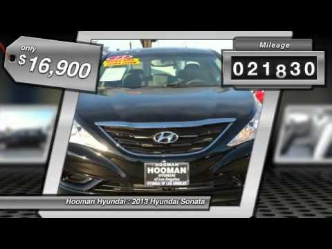 2013 Hyundai Sonata Inglewood Los Angeles Long Beach