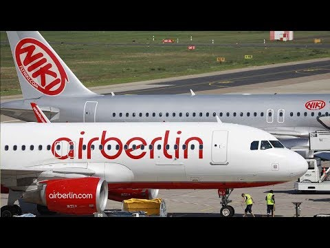 German government pledges emergency financial support for Air Berlin
