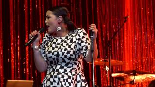 Caro Emerald - Excuse My French live Manchester Phones 4U Arena 23-10-14