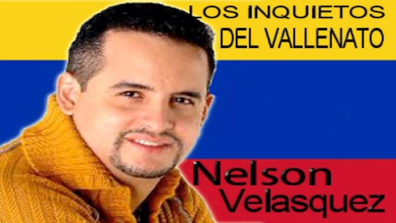 Nelson Velasquez & Los Inquietos Del Vallenato - Volumen.1