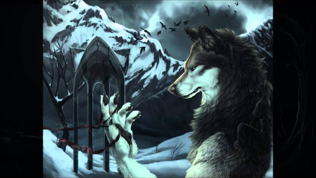 Wallpapers Clean Cute Desktop Anthro Wolves Wolf Skillet Never Surrender 2 Youtube