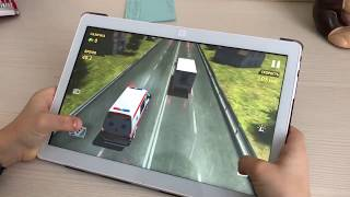 Traffic racer game review for kids