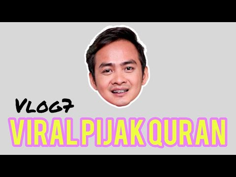 Perempuan Kelantan Pijak Quran. Apa Kes Ni? #Vlog7