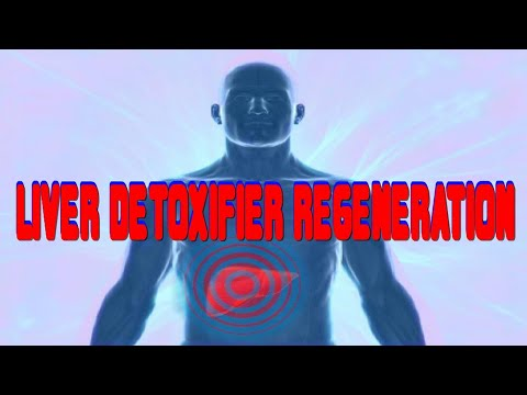 Liver Detoxifier & Renegeration Frequency - Future-channelled Binaural Beat plus Isochronics