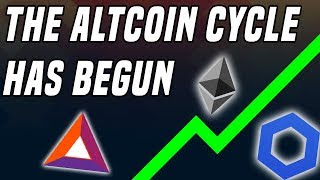 The Altcoin Cycle Has Begun | Here