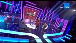 5 موووواه - النجم حسام حسنى يهدى اغنية للبنات - اغنية انتى فين دلوقتى